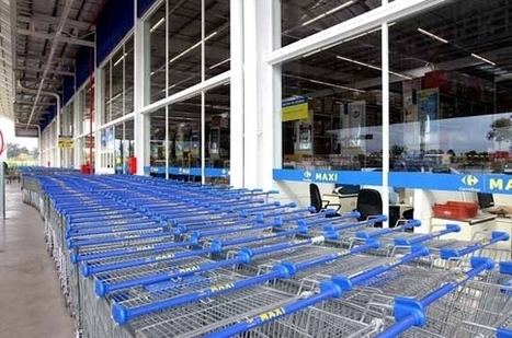 Le groupe Carrefour amorce son redressement | Grande Distribution, Agroalimentaire, Marketing | Scoop.it