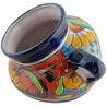 Talavera Chato Pot With Handle
