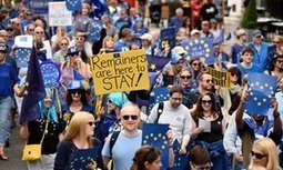 The Brexit resistance: 'It's getting bigger all the time' | eflclassroom | Scoop.it