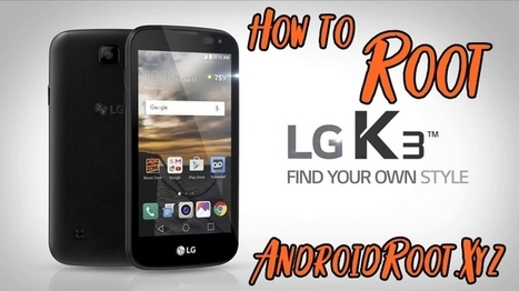 How to Root LG K3 | Android Root Tricks | Scoo