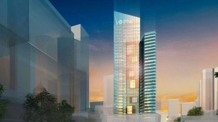 """Pittsburgh's """"breathing"""" building by Gensler aims to be the world's greenest skyscraper 