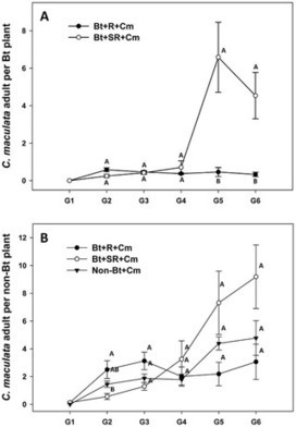 Natural Enemies Delay Insect Resistance to Bt Crops | plant cell genetics | Scoop.it