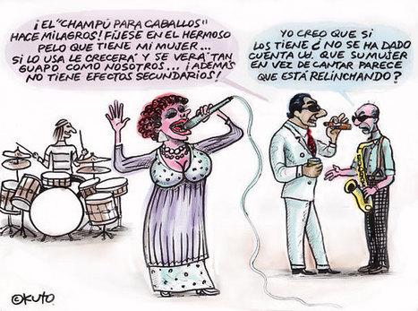 Notas de Humor    Kuto    Tomajazz   Noticias de jazz (España)   Scoop.it