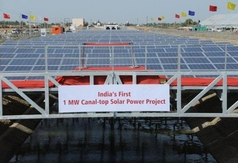 India Plans World's Largest Floating Solar Power Project (50 MW) | SMART INNOVATIONS | Scoop.it