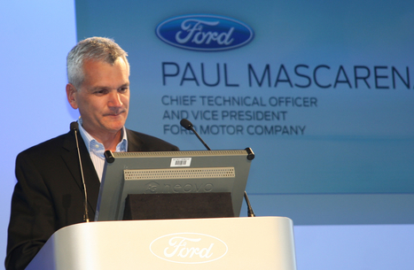 Ford drives Ford SYNC into Europe with Spotify partnership   Radio 2.0 (En & Fr)   Scoop.it