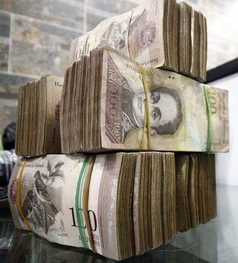 Au Venezuela, pour 100«bolos» t'as plus rien | Venezuela | Scoop.it