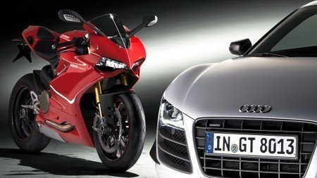 Audi buys Ducati ... time to celebrate | Gizmag.com | Desmopro News | Scoop.it