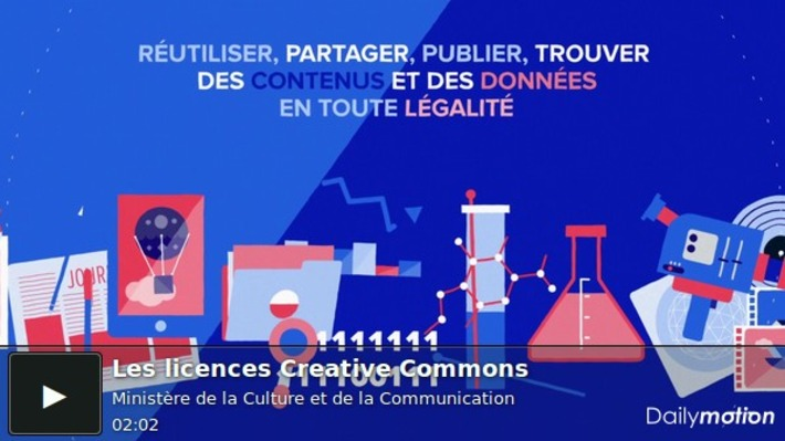 Tout savoir sur les licences Creative Commons en 2 min | TIC et TICE mais... en français | Scoop.it