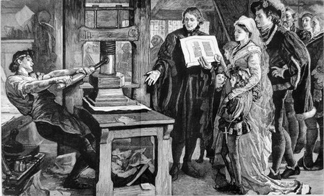 Print or Digital, It's Reading That Matters | Pobre Gutenberg | Scoop.it