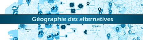 Géographie des alternatives et de la transition en France | CULTURE, HUMANITÉS ET INNOVATION | Scoop.it