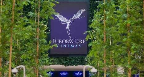 Trois ans après avoir lancé son multiplexe, Luc Besson quitte la salle de cinéma | Film adhésif | Scoop.it