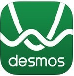 An Excellent Free Graphing Calculator for Your iPad - Desmos - iPad Apps for School | E-Capability | Scoop.it