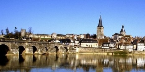 La Loire à vélo, première étape : la Charité-sur-Loire - | Tourisme vert | Scoop.it