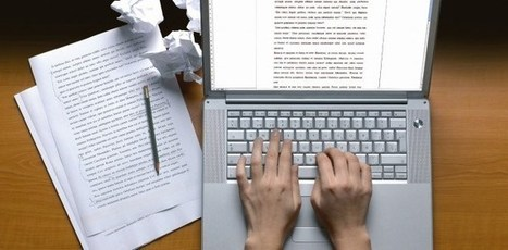 Optimizing Microsoft Word for Academic Writing - Social Work Helper | International Literacy Management | Scoop.it