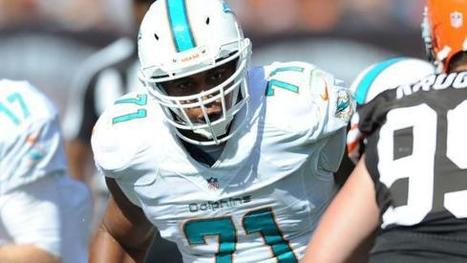 Sources: Jonathan Martin leaves Dolphins after fellow O-Lineman make fun of him | Crap You Should Read | Scoop.it