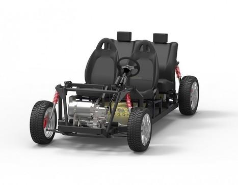 TABBY EVO open source hardware platform for electric vehicles | Logiciel & matériel libre | Scoop.it