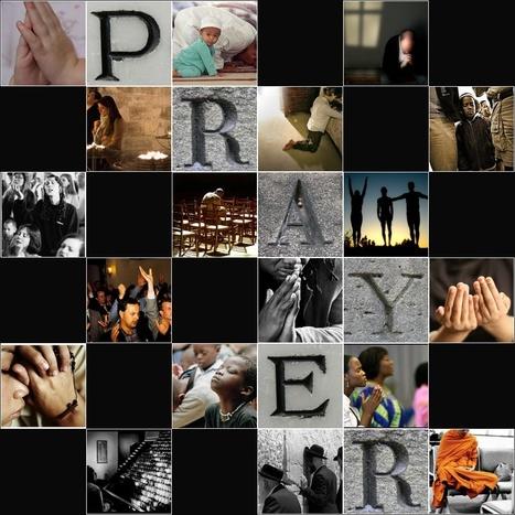 Prayer in Various Global Faiths | Navigate | Scoop.it