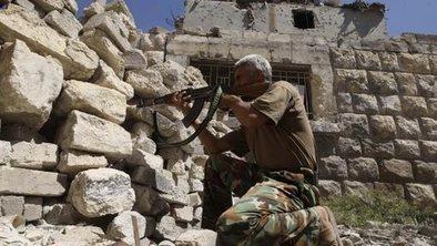Russia 'hands Syria plans to US'   Jon's Geo 400   Scoop.it