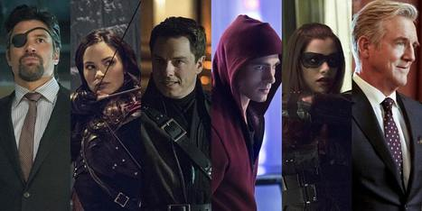 The 12 Most Likely People To Be Prometheus in 'Arrow'   ARROWTV   Scoop.it