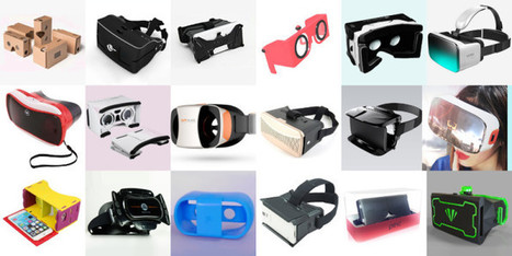 Report: 98% of VR headsets sold this year are for mobile phones – | Organización y Futuro | Scoop.it