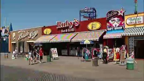 Summer 2012 A Hot Success On Coney Island, Merchants Say - NY1.com | Amusement Parks | Scoop.it