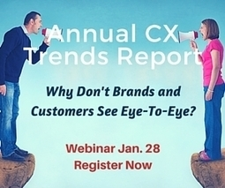 Customer Experience Non-Trends for 2016 | CustomerThink | web digital strategy | Scoop.it