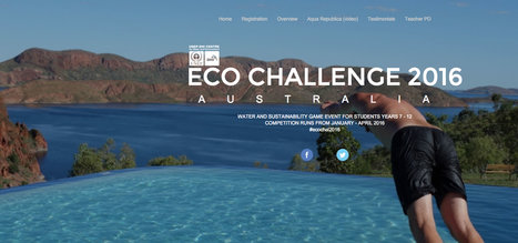 Eco Challenge - Water and Sustainability Game | Games, gaming and gamification in Higher Education | Scoop.it