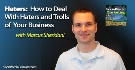Haters: How to Deal With Haters and Trolls of Your Business | | Social Media for Small Business Owners | Scoop.it