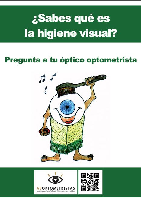 CAMPAÑA HIGIENE VISUAL, AEOPTOMETRISTAS | Salud Visual 2.0 | Scoop.it