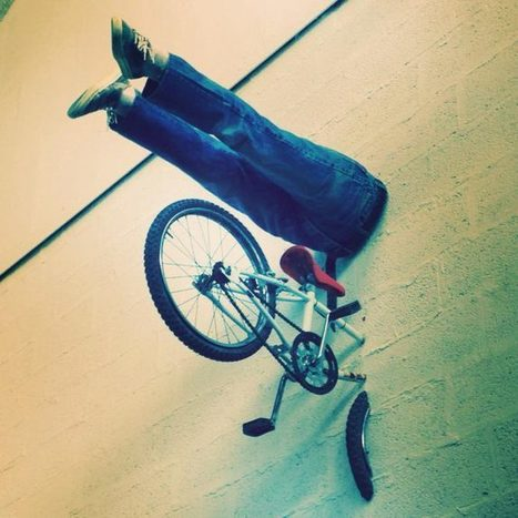 BMX met le street-art au service de la solidarité dans l'espace public ! | Lumières de la Ville | Animer la ville | Scoop.it
