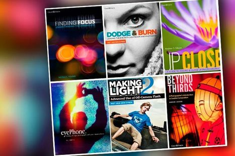 Cheap eBooks on Craft & Vision Anniversary | Pixiq | DSLR video and Photography | Scoop.it