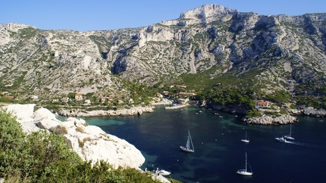 Climbing in the winter ?? => The Calanques – Sport and Adventure Climbing in the South of France. « climbapedia articles | Adventure Travel destinations | Scoop.it