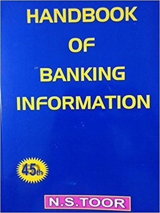 Handbook of banking information by n s toor s handbook of banking information by n s toor fandeluxe Image collections