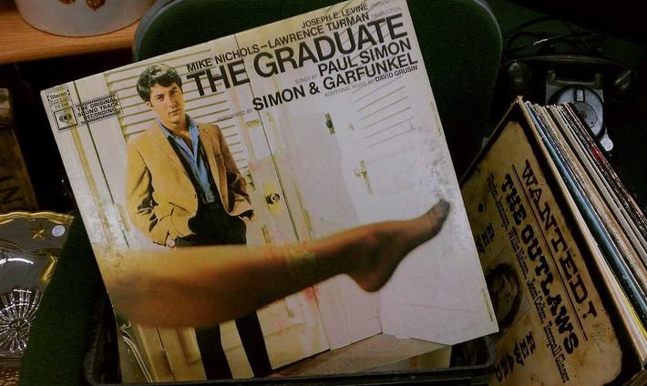 The Graduate | Antiques & Vintage Collectibles | Scoop.it