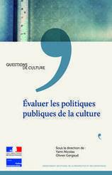 Évaluer les politiques publiques de la culture - DEPS | MusIndustries | Scoop.it