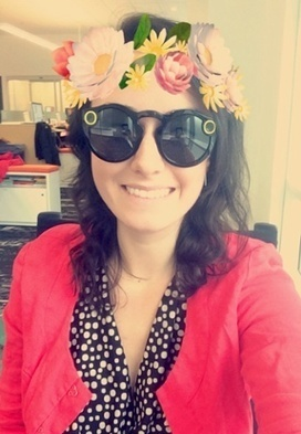 Snapchat Spectacles: A Simple Guide for Marketers | HubSpot | SocialMoMojo Web | Scoop.it