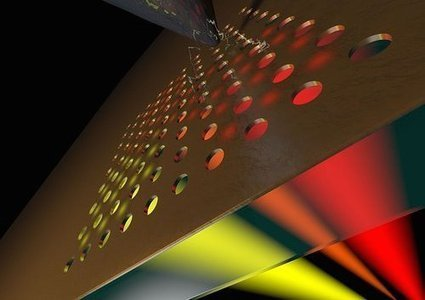 Brace Yourself, Here Comes The Plasmonic Solar Cell Of The Future | Sustainable Thinking | Scoop.it