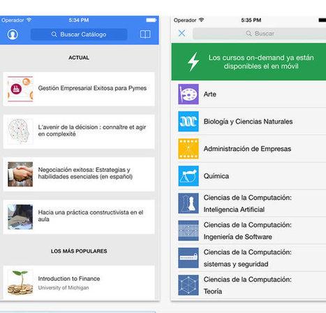 Las 'apps' que pueden ayudarte para el regreso a clases | Ferramentes digitals | Scoop.it