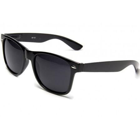 88f31c5653 Lunette de soleil Style Wayfarer Noire - Lunettes de Soleil Vintage