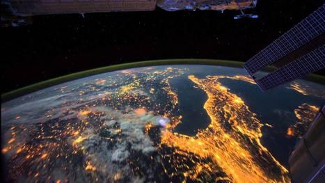 Un time-lapse à couper le souffle nous offre la Terre depuis l'ISS, le monde vu d'en haut | Notebook | Scoop.it