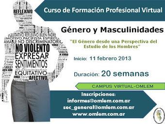 PRONOVIF: Curso de Género y Masculinidades | Gender matters | Scoop.it