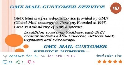 gmx mail free