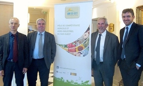 Nouvelle-Aquitaine: Agri Sud Ouest Innovation voit plus large | Agriculture Aquitaine | Scoop.it