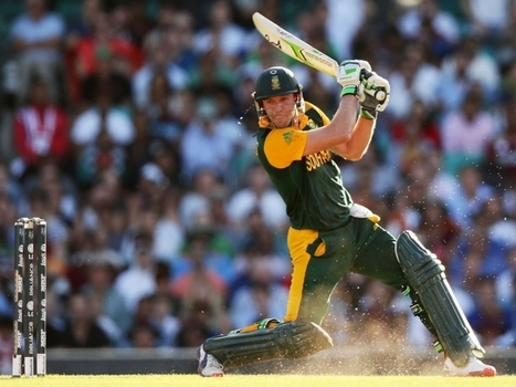 Ab De Villiers Batting Wallpapers Awesome Hd