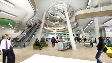 Designing Libraries - New libraries, new directions: the outlook for public libraries in England | Bibliofuture | Scoop.it