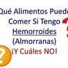 Remedios Para Las Almorranas o Hemorroides