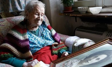 The Italian Emma Morano, last person alive born in 1800s, turns 117 | Italia Mia | Scoop.it