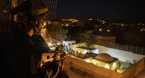 Why Israelis flock to small tomb in Nablus at night | Upsetment | Scoop.it