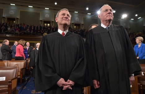 Roberts steers clear of controversy, praises district judges in year-end report   Law, Courts and Politics   Scoop.it