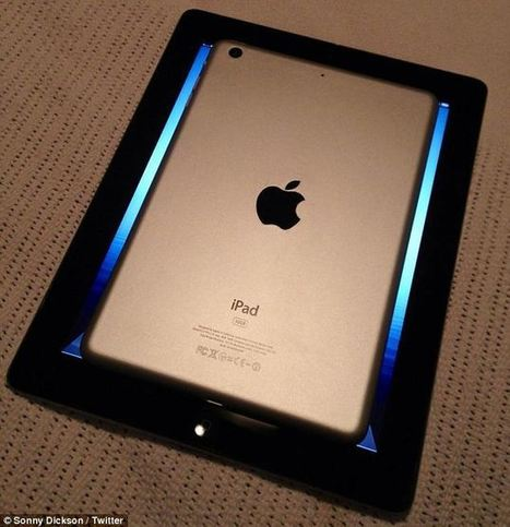 Apple's iPad Mini seen IN FULL for the first time in best-yet set of leaked pictures | Technology and Gadgets | Scoop.it